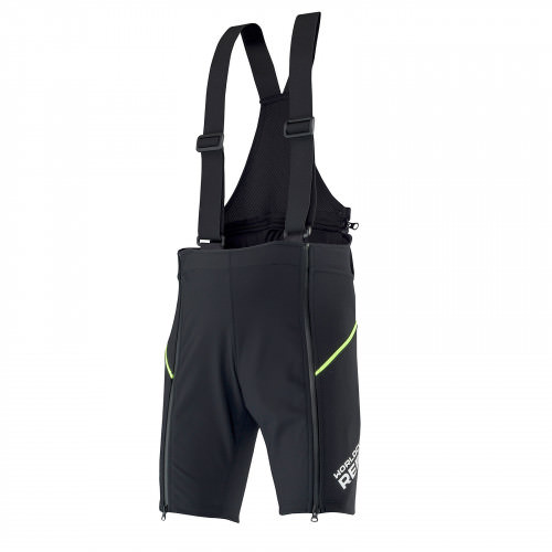 Race Club Junior Shorts Black/Yellow