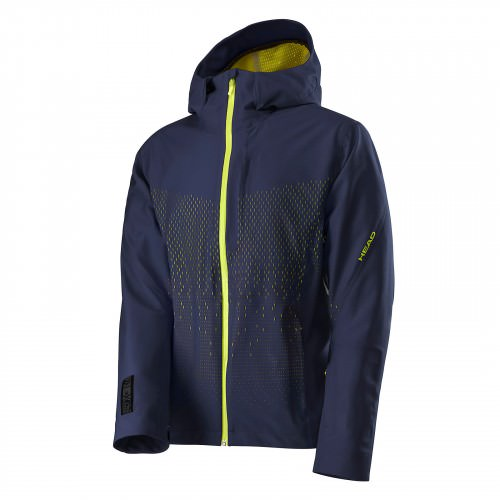 Exophase 3l jacket men Navy