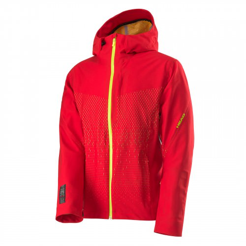 Exophase 3l jacket men Red