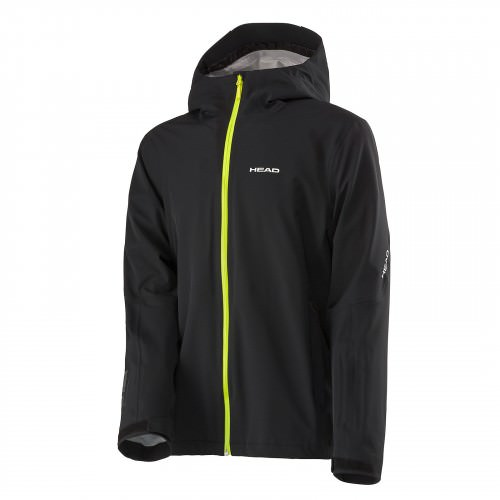 3L Jacket Men Black