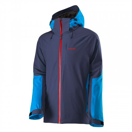 2L Eclipse Jacket Men Navy/Lagoon