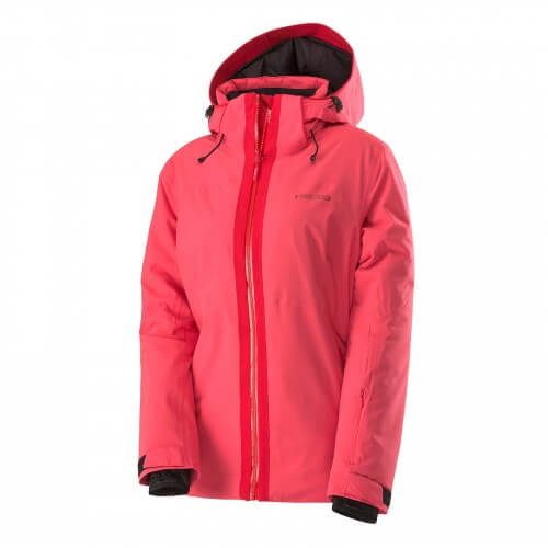 2L Insulated  Jacket Women Fuchsia/Red