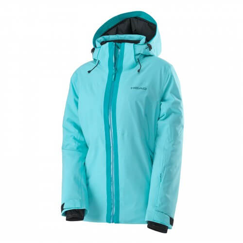 2L Insulated  Jacket Women Mint/Turquoise