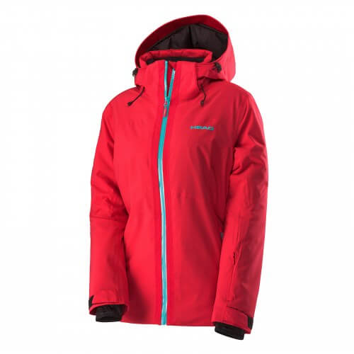2L Insulated  Jacket Women Red