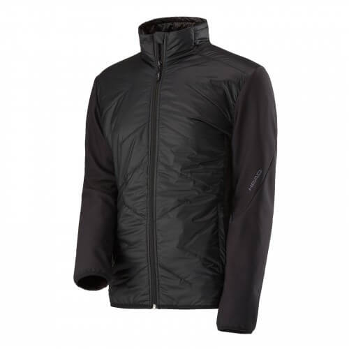 Endophase Hybrid Jacket Men Black