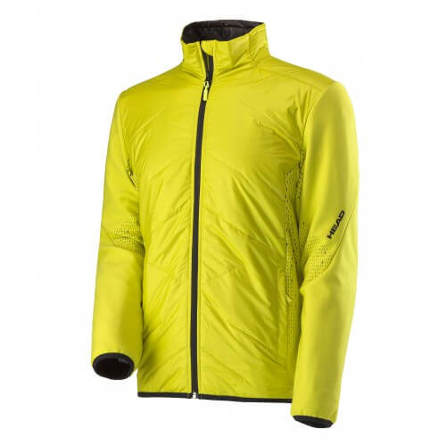 Endophase Hybrid Jacket Men Yellow Race