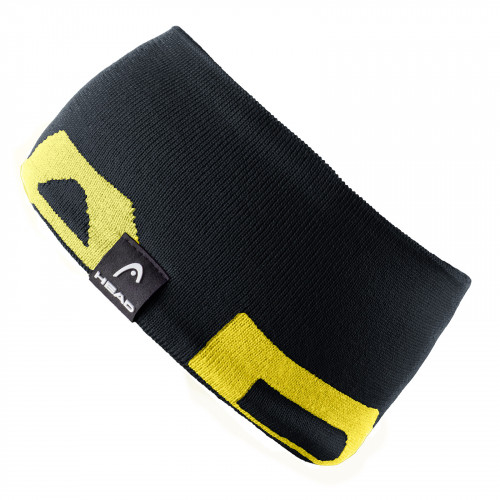 Head Corpo Headband Black