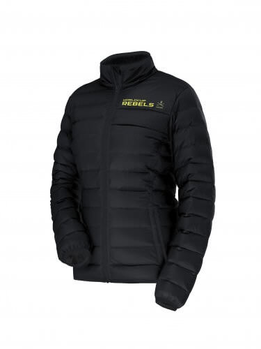 RACE CLUB Insulated Jacket W Black