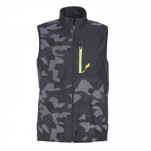 Race Lightning Team Vest Softshell