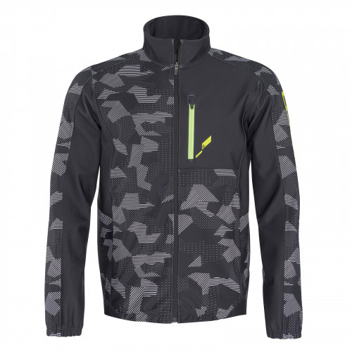 Race Lightning Team Jacket JR Softshell